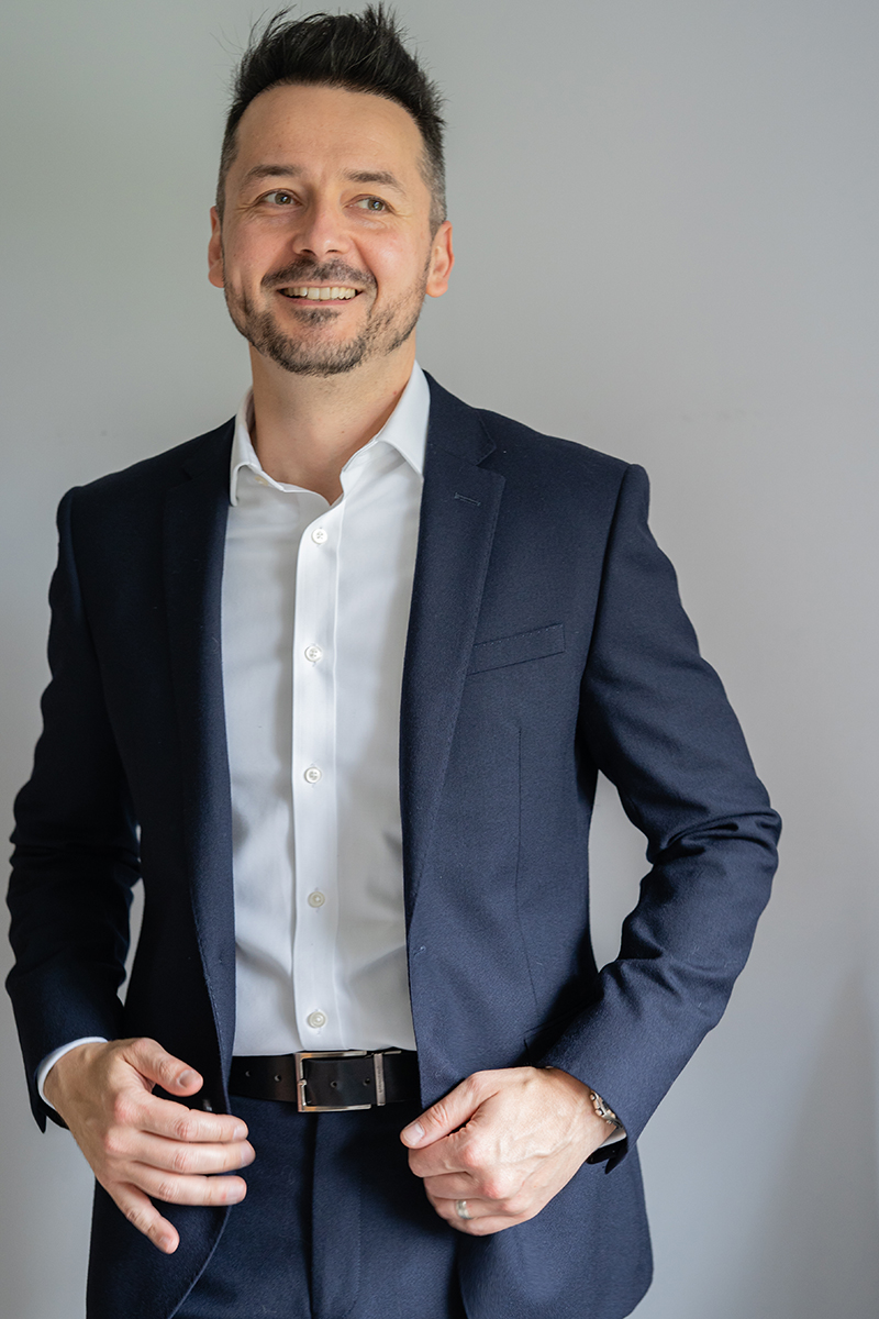 Roland Tamas who is co-founder and CEO of Career Jump